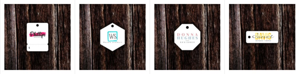 Saddle Hill customizable tags