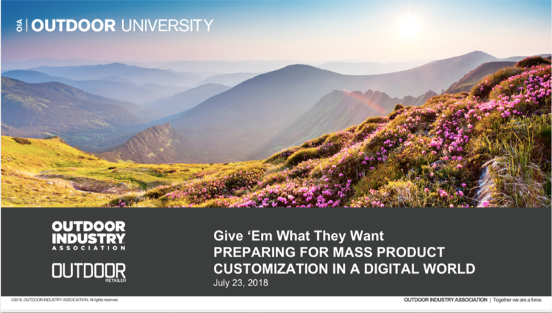 Give 'Em What They Want: Preparing for Mass Product Customization in a Digital World